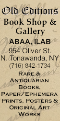 Old Edition Book Shop & Gallery