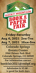 Rocky Mountain Book and Paper Fair